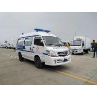厂家直销金杯小海狮国V高顶运输型救护车