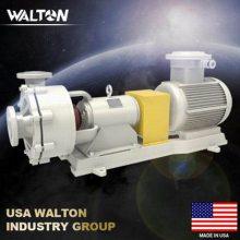 进口硫酸泵 进口稀硫酸泵 美国硫酸离心泵 耐酸离心泵 工程塑料离心泵 美国WALTON沃尔顿