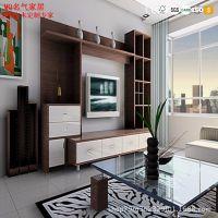 厂家定制实木电视柜茶几组合简约现代客厅柜小户型卧室地柜
