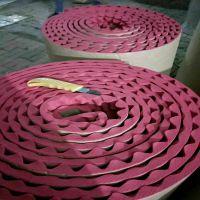 厂家批发销售双面背胶橡塑海绵板、不干胶闭孔波浪吸音板、橡塑保温板
