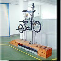 广东东莞 车轮夹持力脱卸试验机 自行车综合试验机