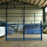 工厂围墙锌钢护栏 云南锌钢护栏 院墙围栏网栅栏报价
