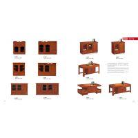 供应三源家具中式实木供应C-1203茶水柜