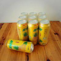 菠萝啤500ml 果味啤酒低醇啤酒 果啤 广东菠萝啤