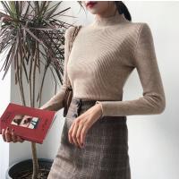 东莞大朗大量批发韩版长款毛衣爆版女装毛衣工厂一手货源批发