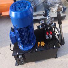 js系列搅拌机液压泵站 卸料门液压泵 油缸全套配件优惠促销