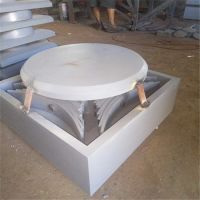 桂林市 GKQZ抗震钢结构网架橡胶支座A陆韵网架橡胶支座设计施工方便