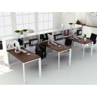 南京办公家具厂家 南京康之冠 现代办公桌家具企业