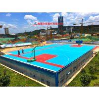 郴州学校3mm硅PU篮球场专业施工,桂东县社区橡胶篮球场地面漆施工