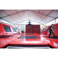 2018驰威展览游乐设备 蹦床黏黏乐 出租乐高积木 巨型鲸鱼岛