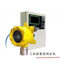 辽宁气体报警控制器直销 固定式气体报警器装置
