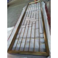 佛山铄旺金属制品厂家直供不锈钢扶手 铝雕扶手 护栏