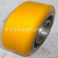 厂家直销全聚氨酯轮  聚氨酯轮皮 聚氨酯轮子 质量保证