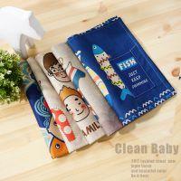 日式棉麻布艺小学生餐垫可折叠儿童课桌西餐垫餐布卡通桌布40*60
