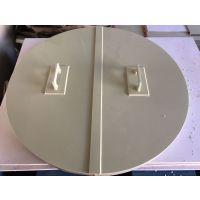 PP板焊接 塑料盖子 防腐蚀性能好 南桥找上海茂科商家