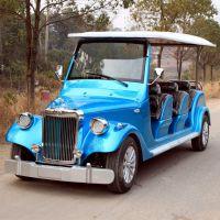 合肥厂家直销8座四轮电动观光车公园巡逻车景区旅游代步车