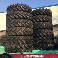 前进SAMSON大马力拖拉机轮胎480/80r38 农用子午线真空钢丝胎