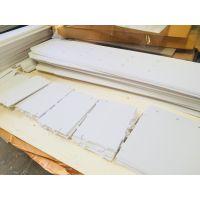 上海德备嘉定PVC板加工,PVC发泡板PVC板展示货架雕刻加工制作安装