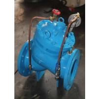 铸钢法兰可调式减压稳压阀生产厂家