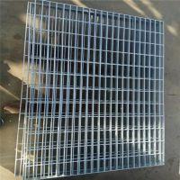 操作平台格栅板 车库排水沟盖板规格 金华热镀锌网格盖板