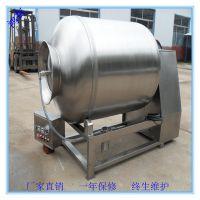 肉类腌制机 食品加工设备拌料机 600L不锈钢全自动真空滚揉机 厂家定制