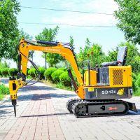 辽宁本溪1吨左右的小型挖掘机多少钱一条