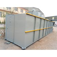 山东隆顺生产加工 地埋式污水处理设备 小型污水处理设备 质优价低