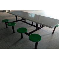 湖南饭堂餐桌价格|长沙学校食堂餐桌厂家直销|学生快餐桌椅批发