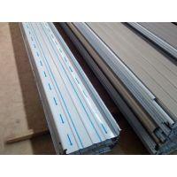 伊犁65-430铝镁锰板金属屋面施工