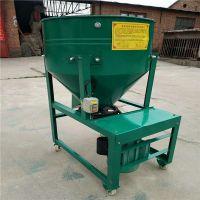 立式不锈钢搅拌机包衣机价格 多功能小型养殖场饲料混合机