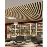 U型木纹铝方通供应厂家-型材铝方管幕墙装饰产品价格