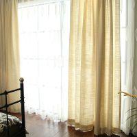 Dulovo杜洛沃 窗帘北欧现代飘窗窗帘窗纱软装设计室定制客厅窗帘