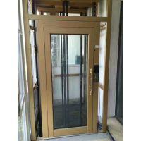铜陵市启运小型家用电梯 室内外无机房不锈钢设计别墅电梯 烟台市厂家直销