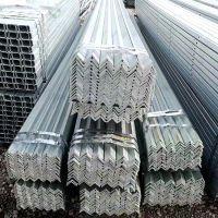 国强Q235B国标热镀锌角钢南京大量批发销售