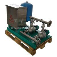 热水变频泵组MHI805生活用水变频恒压泵组一控二进口威乐wilo