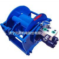 装卸平台用3吨液压卷扬机 液压绞车安全可靠