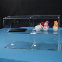 厂家专业定制亚克力透明简易收纳橱柜 直销各种有机玻璃居家橱柜