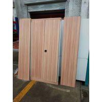 华宜家组装柜木纹转印机档案柜转印机质量有保证