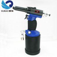 台湾速豹CCP380L全自动自吸式气动拉钉枪 拉铆枪抽芯钉枪6.4mm