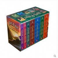 哈利波特全集英文版 原版原著 Harry Potter1--7全套英文小说