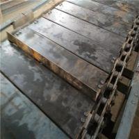 板链输送机材质区别环保 家电生产线板式输送机江阴