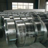 供应Q195热镀锌带钢 Q345B热镀锌带钢  热镀锌中宽带钢