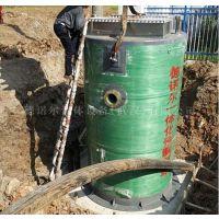 城市一体化污水提升泵站厂家