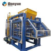 柳州QT10-15大型全自动生态砌块生产设备