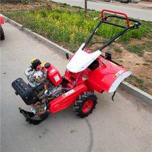 小型手扶式旋耕机 大功率汽油手扶汽油旋耕机