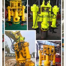 高品质 耐磨挖掘机治沙场砂砾泵 抽鹅暖石泵江淮泵业JHW品牌厂家