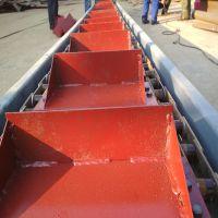 自助火锅专用小型链板式输送机 料斗式链板提升输送机
