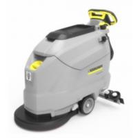 凯驰特价医院大厅用手推式洗地吸干机