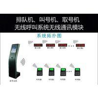 JZX836排队机无线模块 叫号机LED窗口显示屏呼叫器 取号系统USB通信模块