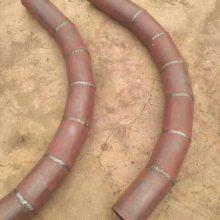 耐高压陶瓷复合钢管耐磨性比淬火后的中碳钢高十倍